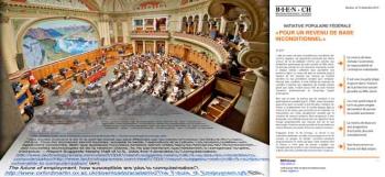 dossier revenu de base inconditionnel parlement suisse
